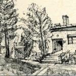 1950's house (Cserhago, Hungary)